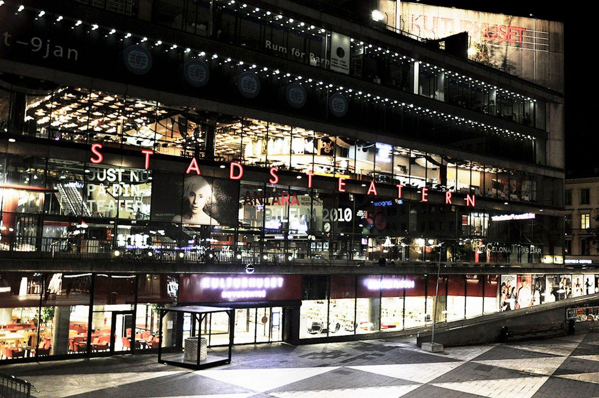 teater stockholm december 2019